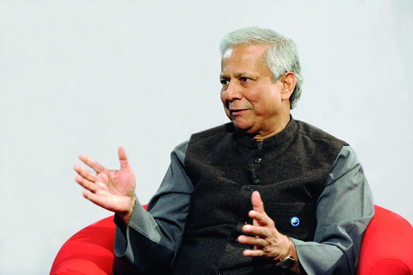 Muhammad Yunus, 2006 Nobel Prize Laureate