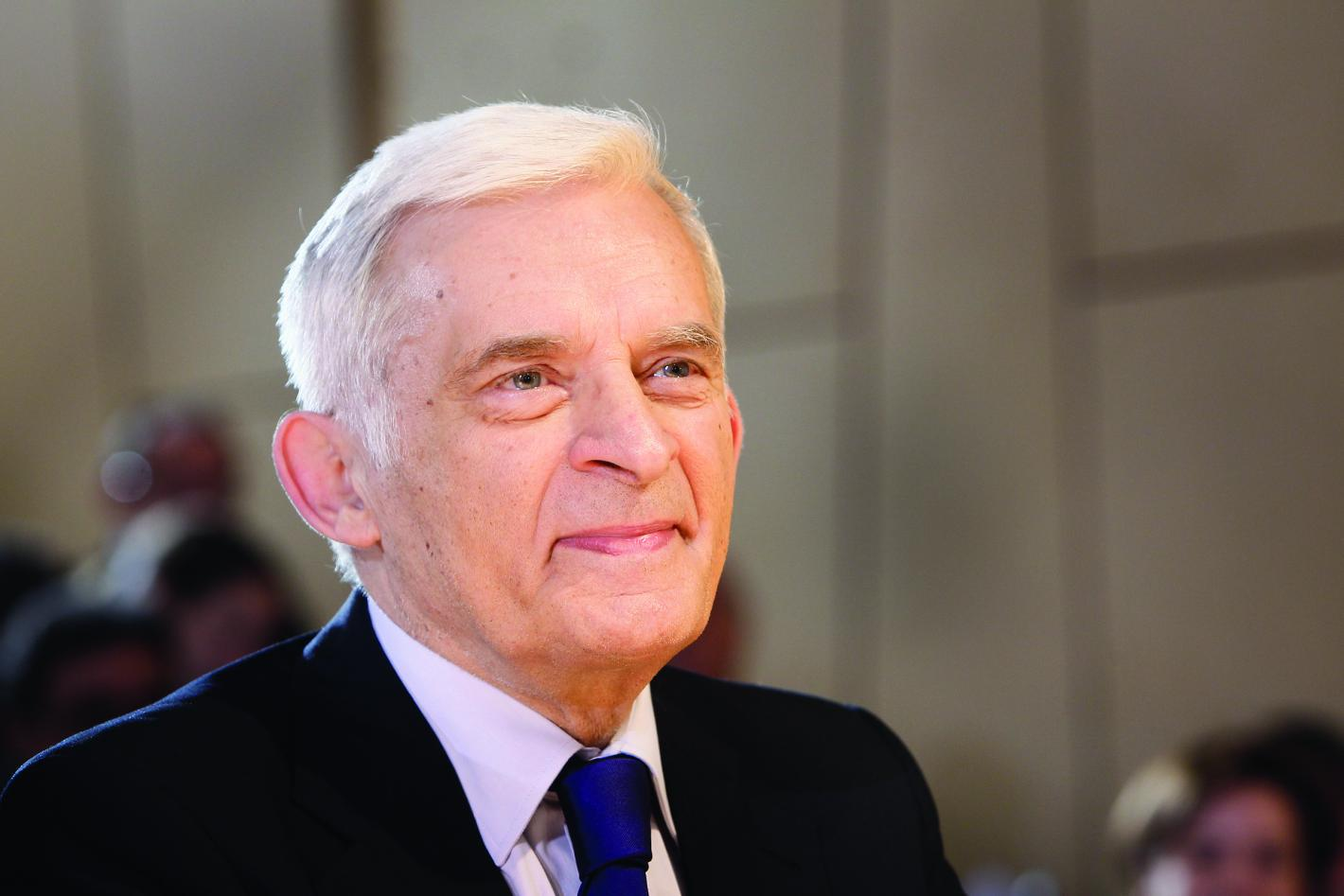Jerzy Buzek, President of the European Parliament (2011)