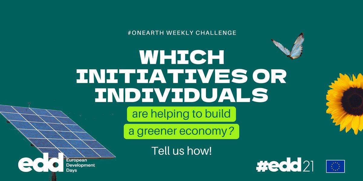 #OnEarth Challenge Week 1