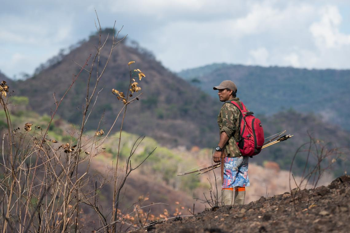Protecting wildlife through sustainable hunting in Guyana
