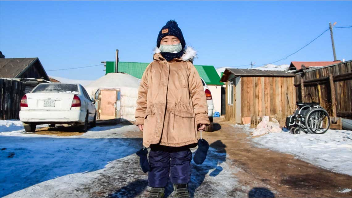 Tackling air pollution in Ulaanbaatar with smart energy efficient solutions