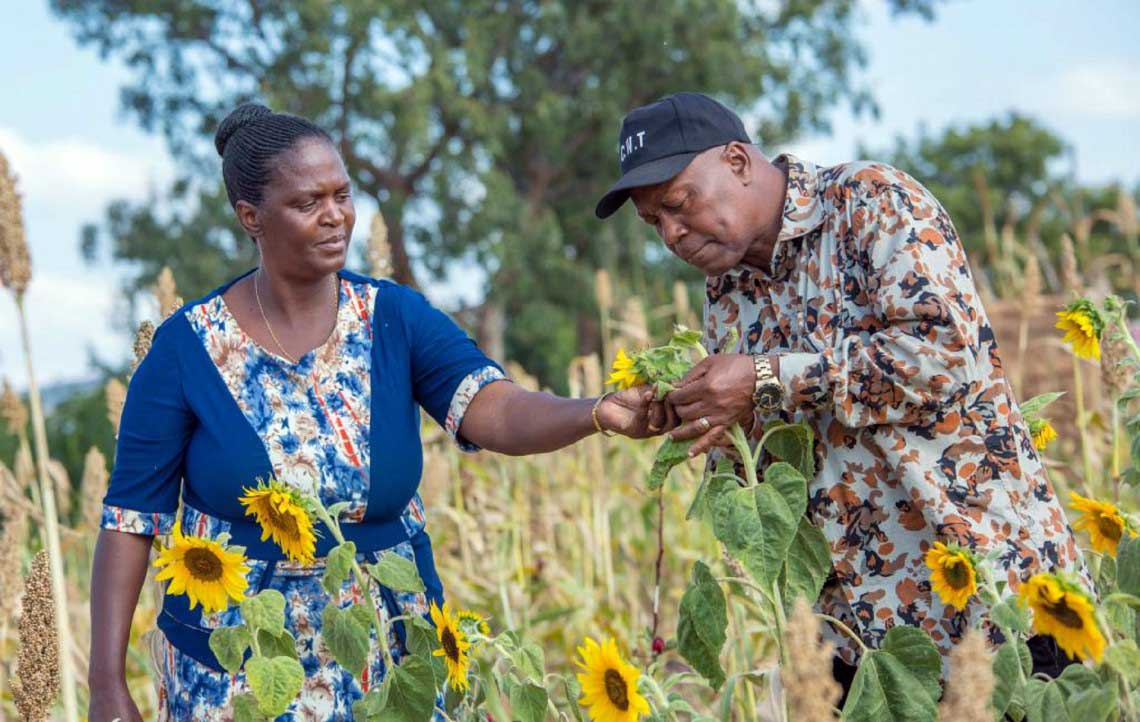 Eco-villages in Tanzania - A fight against climate change