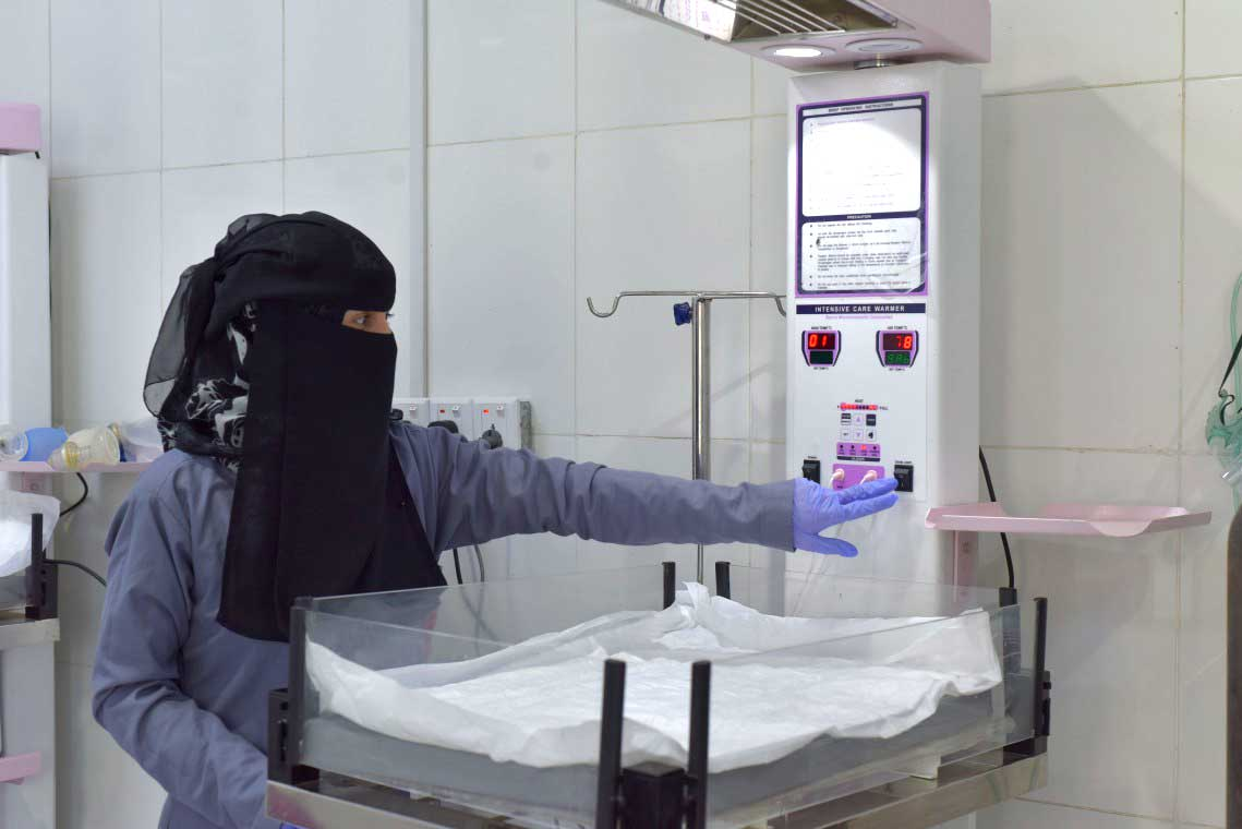 Yemen: Solar Energy Powers the Fight against Covid-19